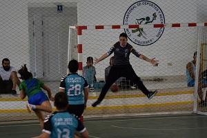 Santo Domingo vs San José Handball