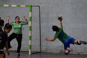 San José Handball vs Santo Domingo