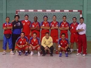 Torneo centroamericano de balonmano masculino Honduras 2002 094