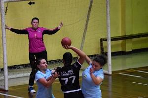 San José Handball vs CCDR Desamparados