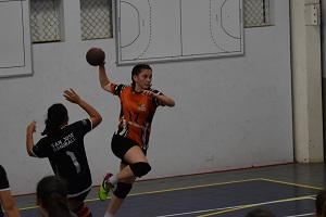 Tarrazú vs San José Handball (2)